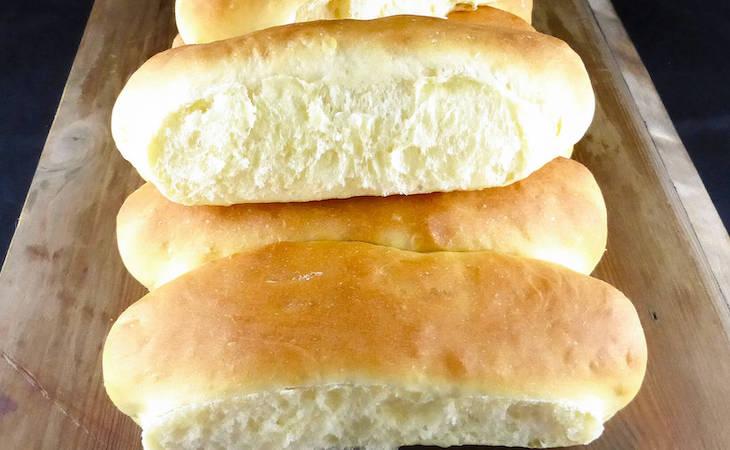 Pan de Hot Dog