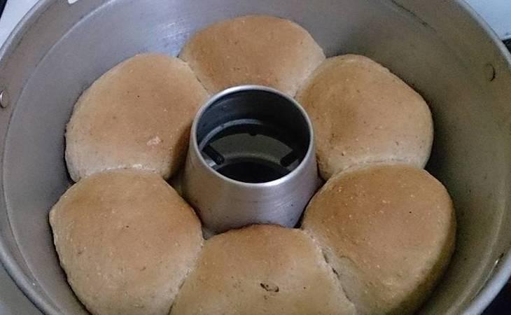 Pan en cacerola horno